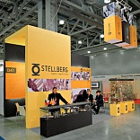 Stand for Stellberg Company