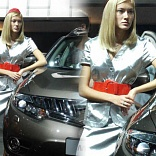 Promotion wear for NISSAN
