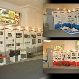 Exposition for Rosreserv Federal Administration