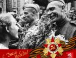 Warm greetings in Great Victory Day!