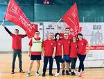 4VIDA took part at TeamBuilding sport party ExpoStarts!