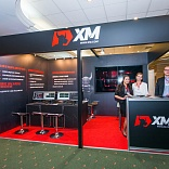 Stands for FOREX EXPO 2014