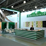 Stand for EuroDecor Company