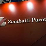 Stand for Zambaiti Parati