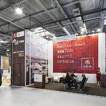 Corporate Stand of 4VIDA Exhibition Company