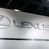 Stand for LEXUS
